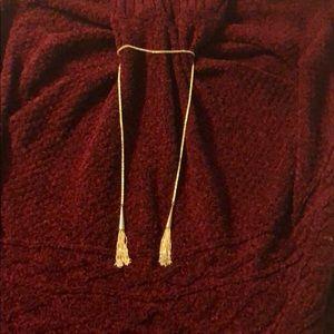 "Kendra Scott ""Phara"" Tassel Necklace"